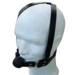 BGHH - Ball Gag Head Harness