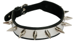 BNMP - Leather/metal Collar with spikes