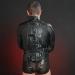 SJB1 - Leather straitjacket