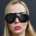 BLB1 - Lined leather blindfold