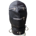 HZS - Mask with zippers