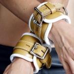 BHM1 - Medical lockable handcuffs