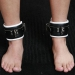 BFW1 - Padded Ancle Cuff black/white