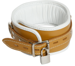 BNM - Padded Hospital BDSM Collar